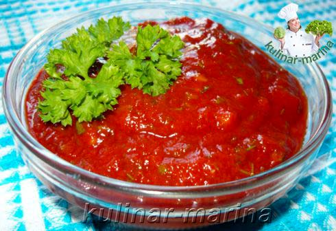 Рецепт соусов для шашлыка